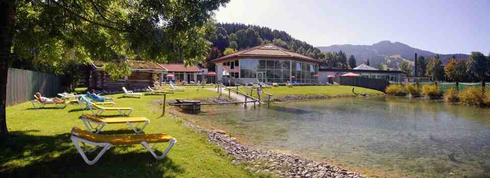 Alpspitz Bade Center Nesselwang