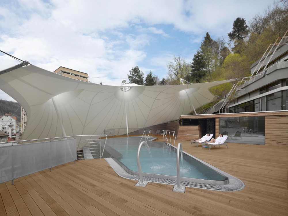 Bad Wildbad - Thermen im Schwarzwald - Palais Thermal