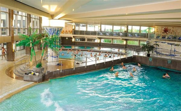 Johannesbad Therme Bad Füssing - Innen