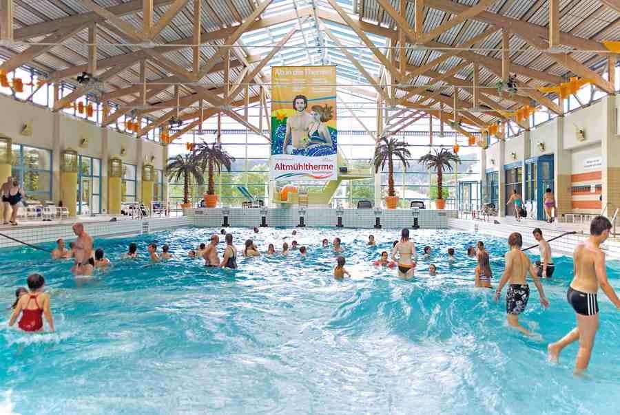 Thermalbad in Treuchtlingen